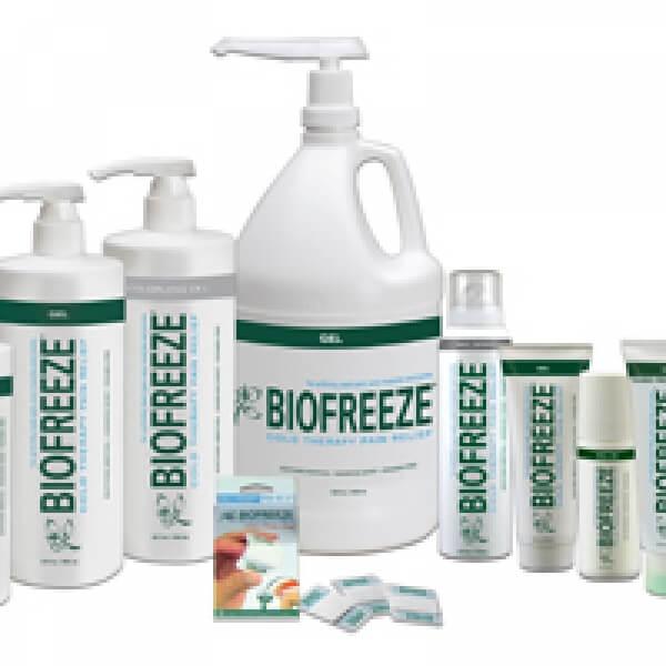 Bio Freeze Gel Tubes