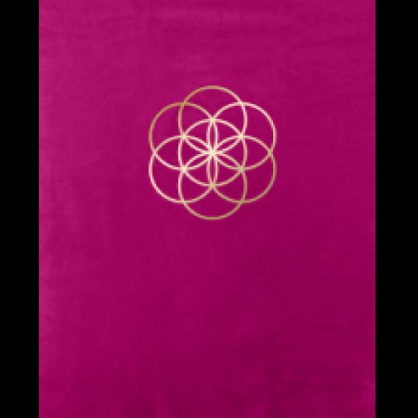 Crystal Blanket Baby Magenta
